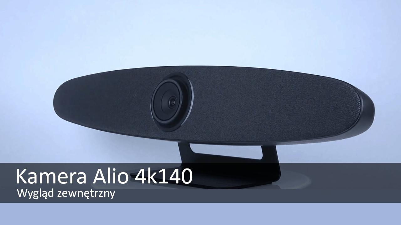alio 4k140 kamera 4k do wideokonferencji